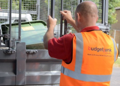 Budget Junk licensed rubbish collection for outstanding service and price